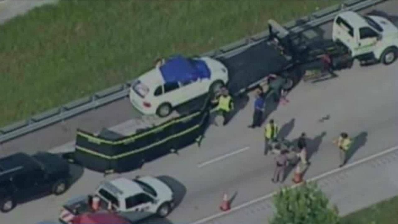 2 killed in crash on florida turnpike. Black Bedroom Furniture Sets. Home Design Ideas