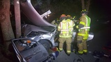 Woman pulled by Jaws of Life after striking utility pole in Sumter County
