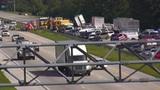 Crash closes I-95 in Brevard&#x3b; 1 dead
