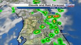 More afternoon storms expected in Central Florida