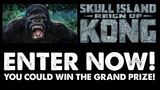 Skull Island: Reign of Kong at Universal Orlando™ Resort