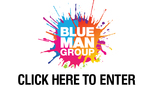 Blue Man Group Show - Universal Orlando