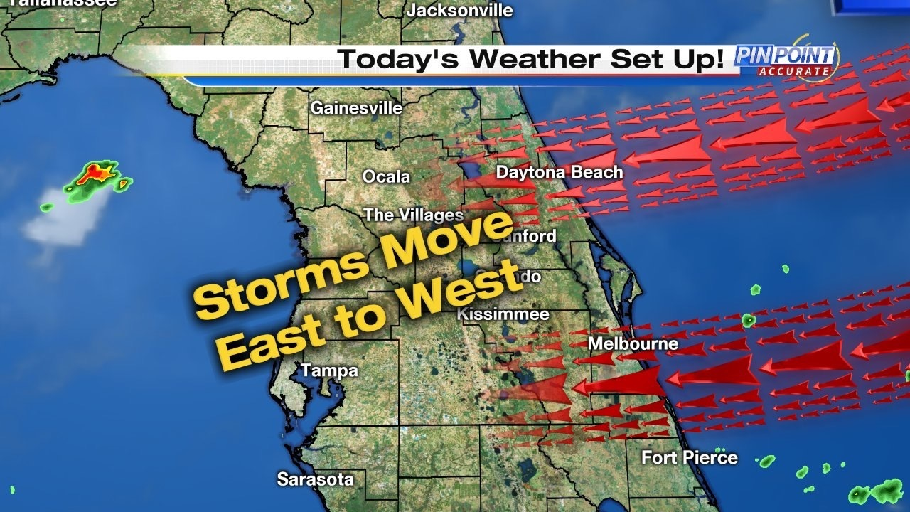 Day Forecast Satellite Beach Fl