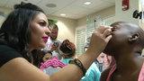 GLAM WARS helps girls battling cancer