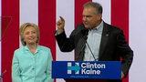 Clinton introduces VP pick in Miami