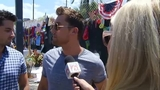 Raw video: News 6 talks with Lance Bass