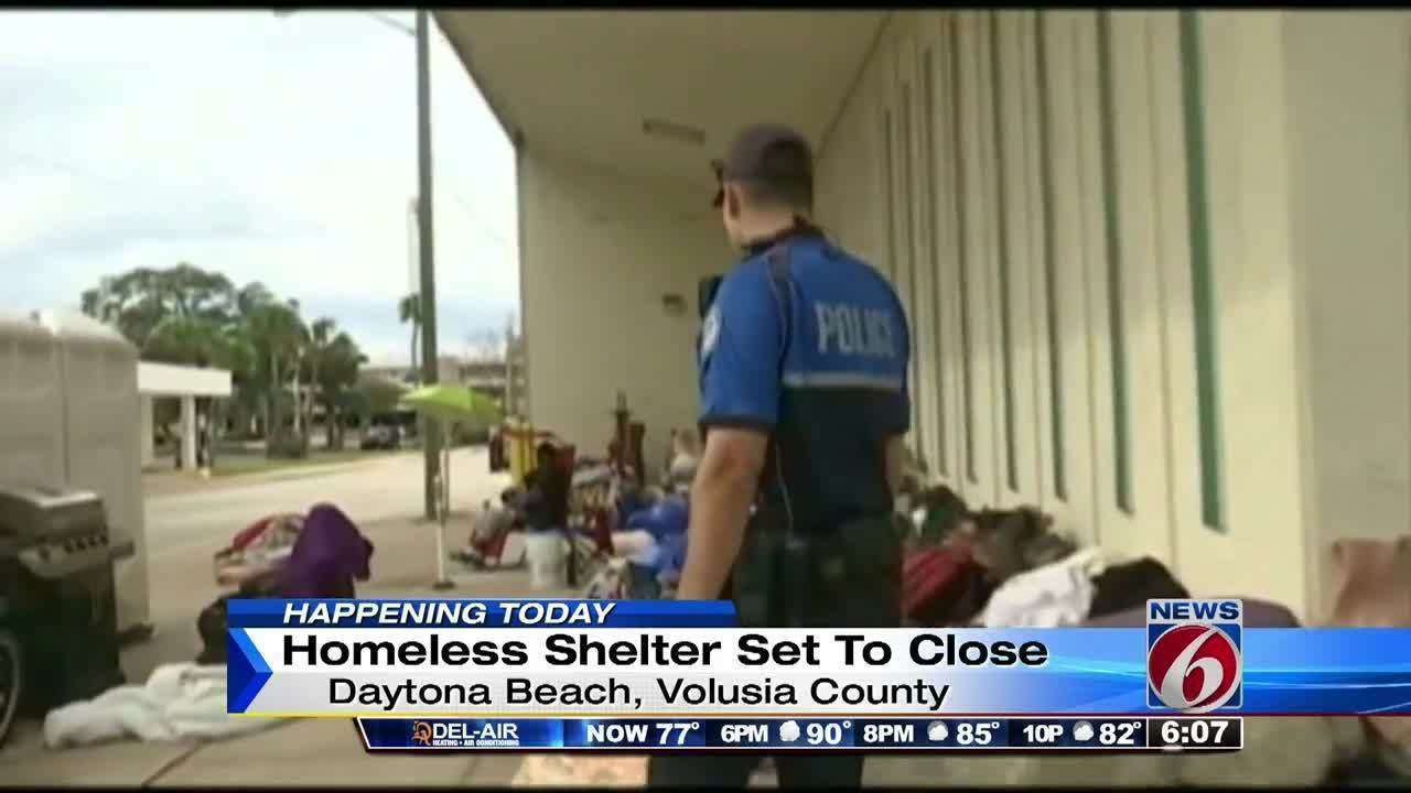 Daytona Beach Dog Track Results >> Salvation Army extends shelter for homeless in Volusia