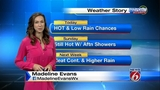 Another hot, muggy day