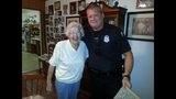 Eustis police officer lends hand to elderly homeowner