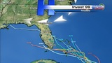 Tropical wave may strengthen, continue on path toward Florida