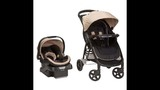Safety 1st strollers recalled due to fall hazard