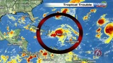Will tropical wave strengthen, strike Florida?