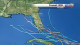 Models continue to show tropical wave on path toward Florida
