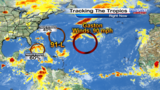 Questions remain over intensity, track of Invest 99L as it nears Florida