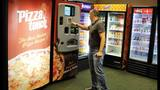 Pizza vending machine opens at Central Florida Zoo