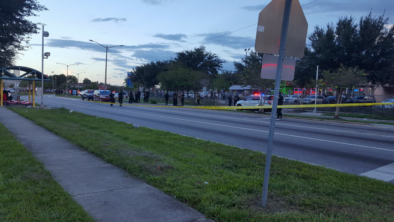 Orange county deputy struck by car sheriff 39 s office says - Orange county sheriffs office florida ...