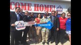 Wounded Kissimmee veteran receives mortgage-free home