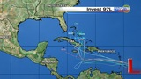 Models show tropical system strengthening, heading toward Florida
