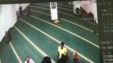 Raw video: Omar Mateen visits Kissimmee mosque