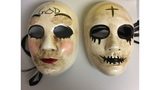 Sheriff: 2 South Lake HS students in 'Purge' masks accused of harassment