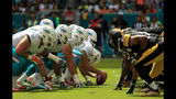 Dolphins stop Big Ben and beat Steelers 30-15