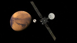 European, Russian spacecraft to drop down to Mars Wednesday