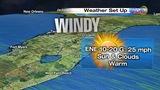 Weather webcast for Halloween weekend