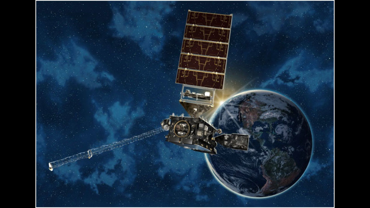 NOAA 'game-changing' weather satellite set to launch Saturday