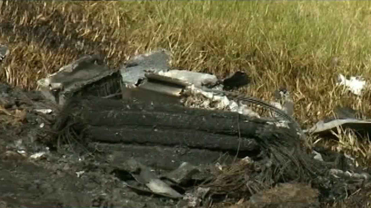 Body found inside burning car in Osecola County, deputies say