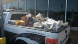 Casselberry police hosts food drive at local Walmart