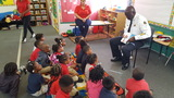 Orlando Fire Department kicks off 'Book and Badges' reading program
