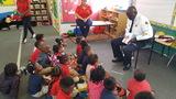 Orlando Fire Department kicks off 'Book and Badges' reading program
