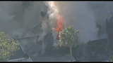 Watch live: Two houses catch fire in Port Orange
