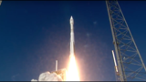 Atlas V launch of U.S. missile warning satellite scrubbed to Friday