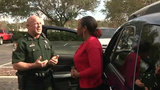 Local deputy donates car to mother in need
