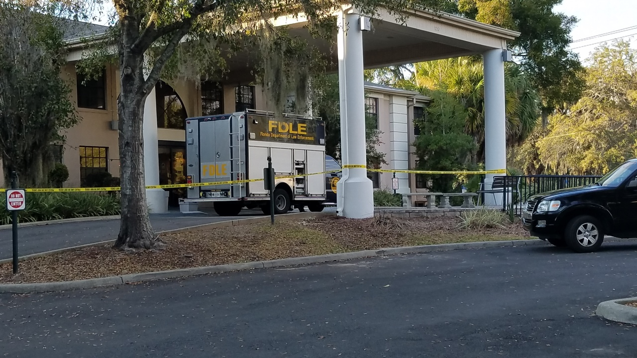 Ocala Officers Kill Man After Confrontation At Hotel
