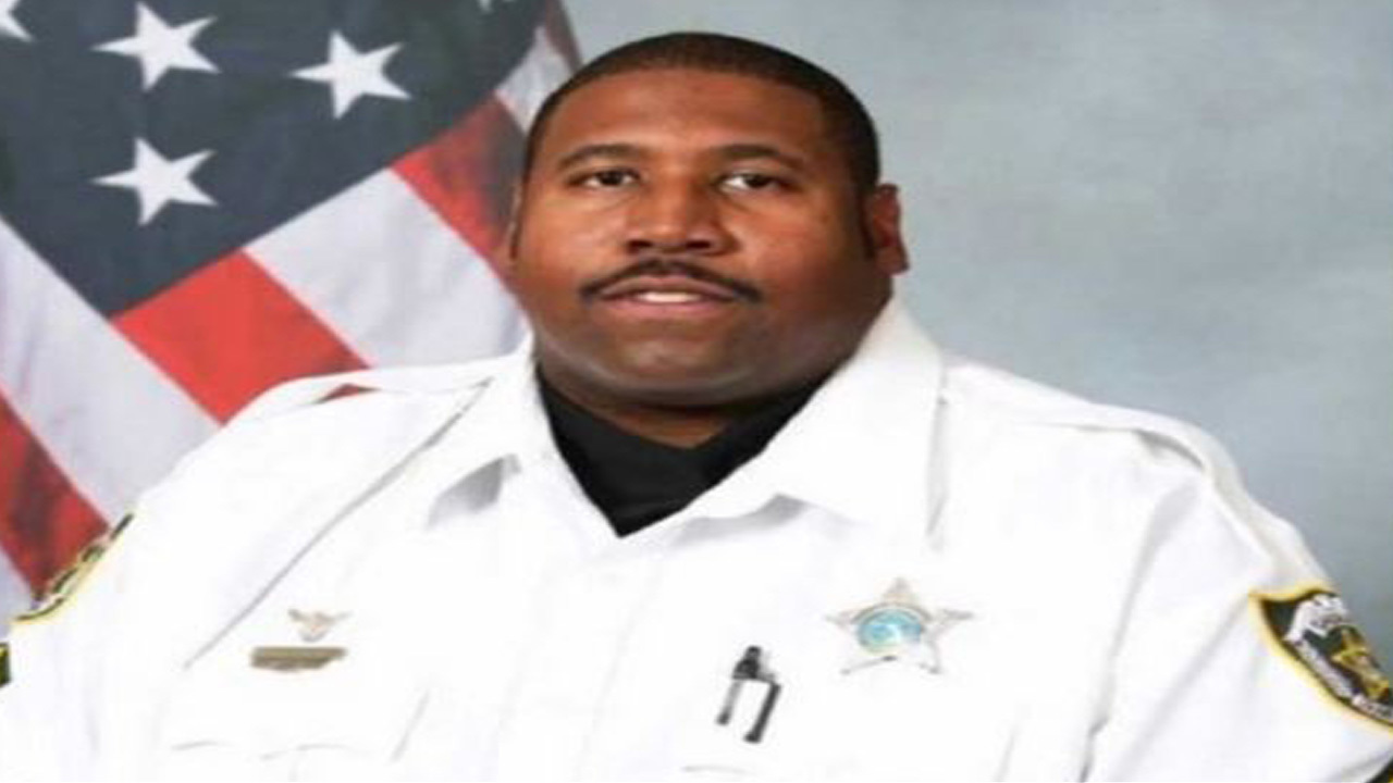 Hundreds gather for funeral of fallen Deputy Norman Lewis