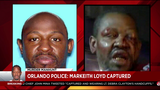Markeith Loyd taken into custody in slain officer's handcuffs