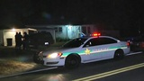 Man stabbed in apparent home invasion