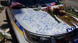 Lt. Debra Clayton's cruiser vandalized, OPD says