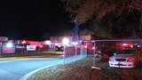 Fire breaks out at Orlando warehouse