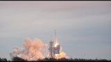 SpaceX Falcon 9 rocket launch, landing successful