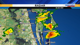Heavy rain at Space Coast to move quickly: All systems go for SpaceX launch