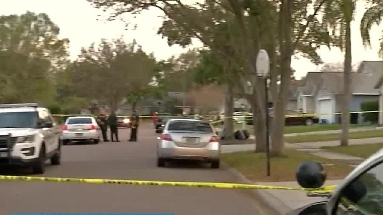 man shot in his driveway in orlando