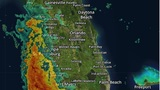 Rain heads to Central Florida