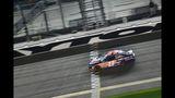 Hamlin spoils Earnhardt return with last-lap pass for win