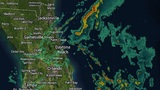 Rain lingers in Central Florida