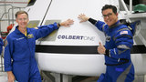 Stephen Colbert becomes honorary Boeing Starliner astronaut