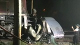 1 killed when train strikes car in New Smyrna Beach
