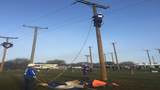 Duke Energy line technicians compete in Fla. Lineman's Rodeo